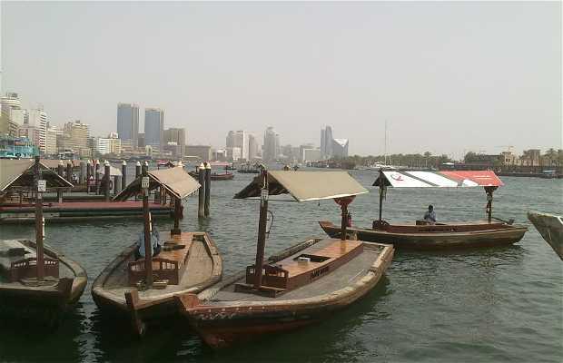 Cidade velha - Old Dubai