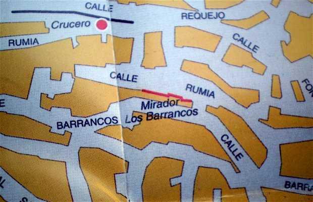 Mirador Los Barrancos