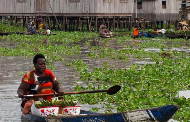Floating Market Ganvie
