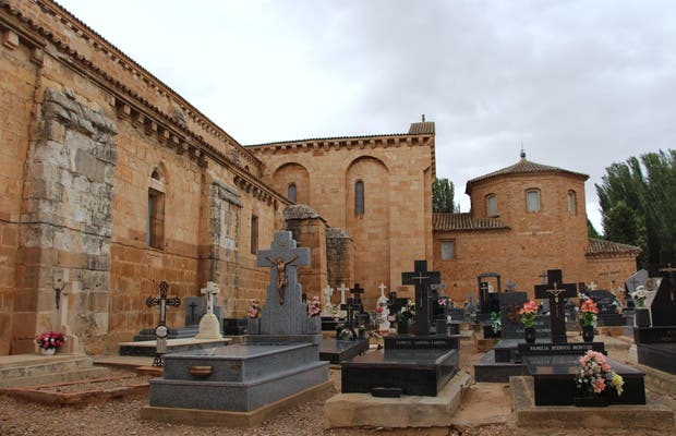St. Mary of Huerta Monastery