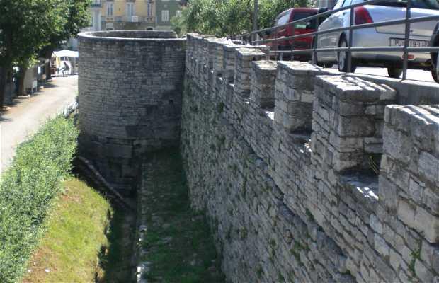 Muraglia romana