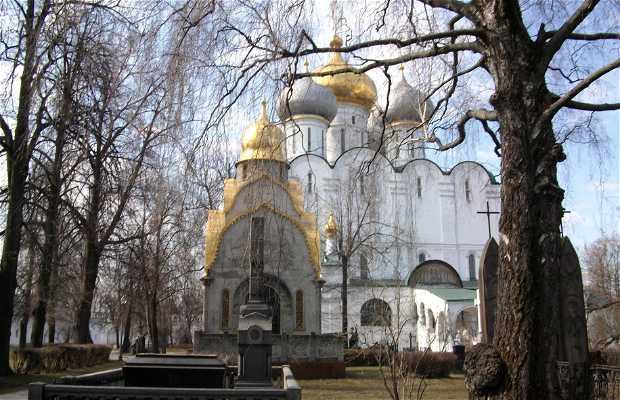 Cimetière Novodevichy