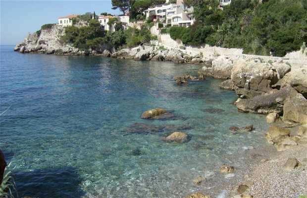 Playa Cap d'Ail