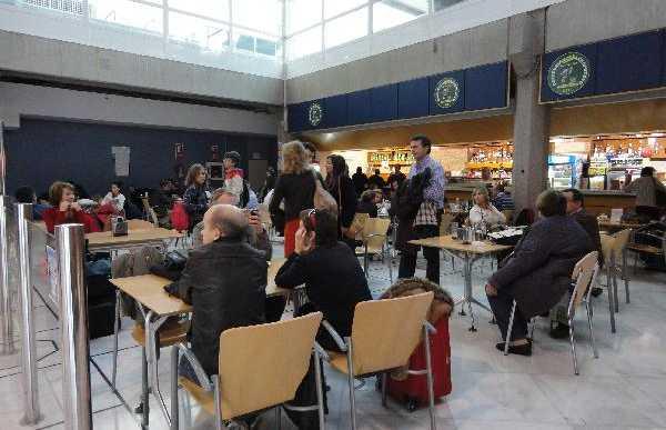 Cafetería del Aeropuerto de Melilla