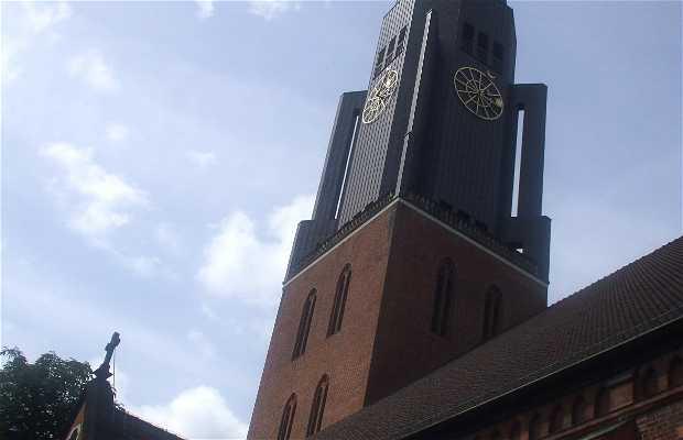 Iglesia de San Jacobo - Hauptkirche San Jacobi