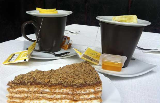 Cafe Bulgaria