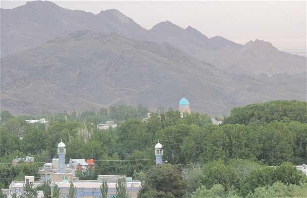 Montañas del Karkas