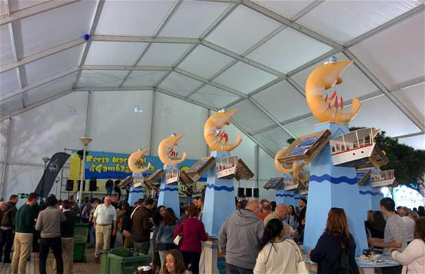 Feria Nacional de la Gamba, la Chirla y el Boquerón