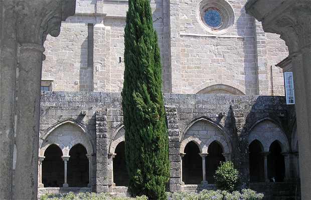 Monastery of Santo Domingo in Tui
