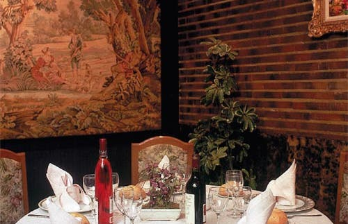 Restaurante Conde de Álava