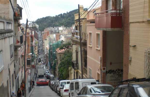 Vallcarca neighborhood