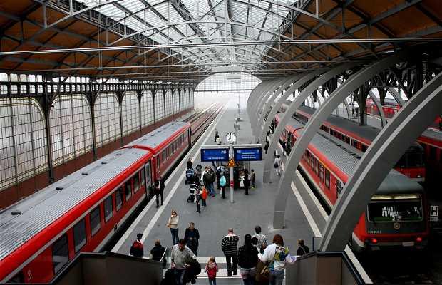 Gare de Lübeck