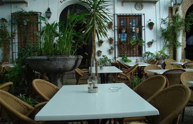 Restaurante del Hotel Los Patios