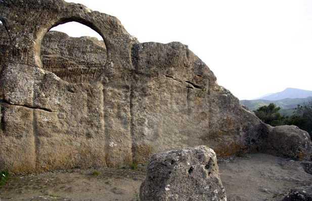Rovine di Bobastro a Valle de Abdalajis
