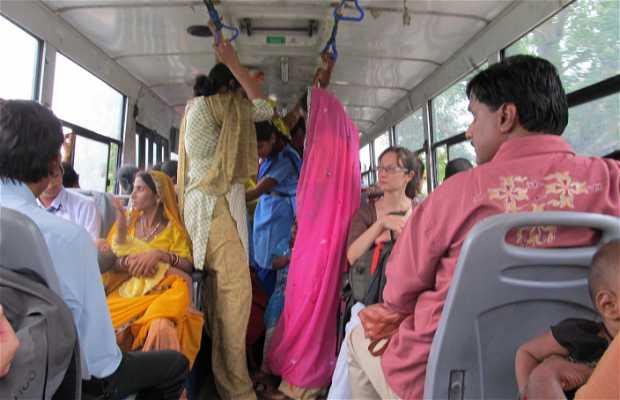 Autobús Pushkar - Ajmer