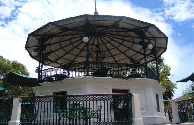Kiosko, del Parque
