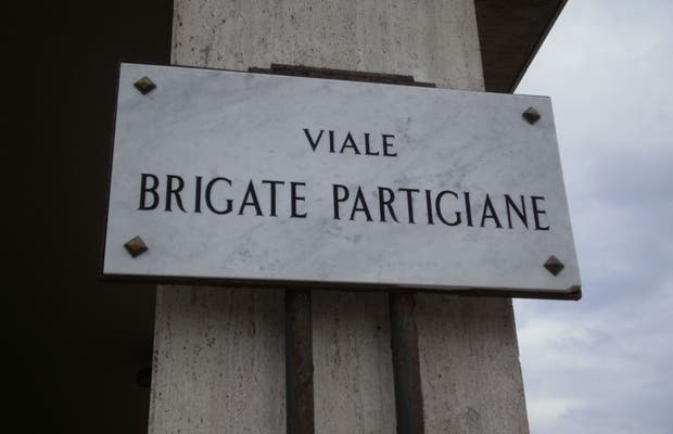 Via Brigate Partigiane