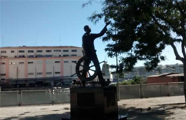 Estatua de João Cândido