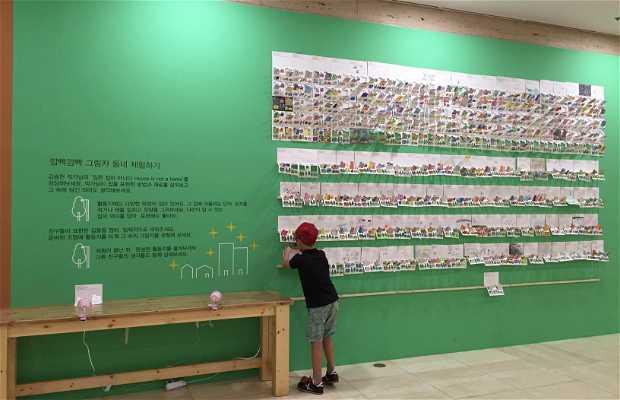 Museo de arte moderno - infantil
