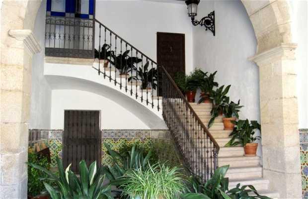 Casa de los Ovando Saavedra