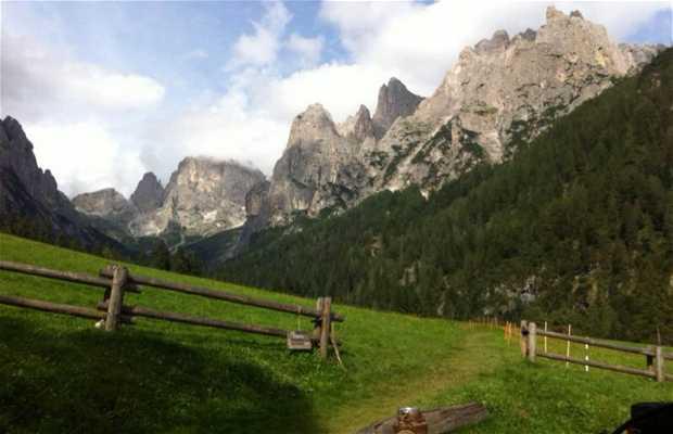 Dolomiti adventure a trento 1 opinioni e 3 foto for Soggiornare a trento