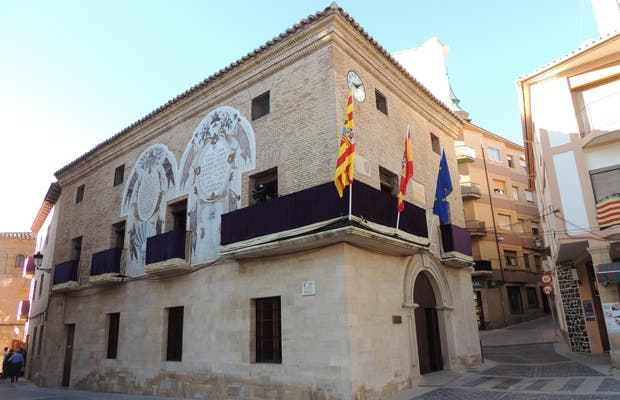 Calanda Town Hall