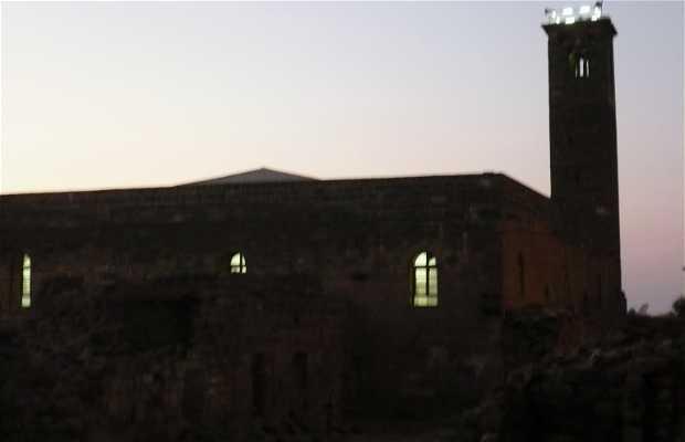 La Cathédrale de Bosra