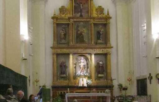 Monasterio de las Clarisas Chinchón