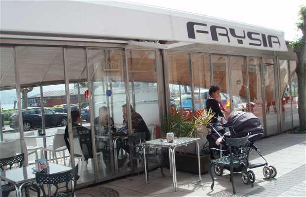 Cafetería Frysia