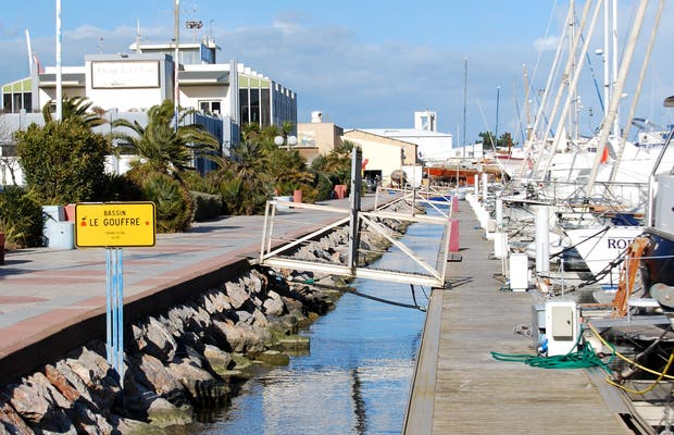 Puerto de Canet