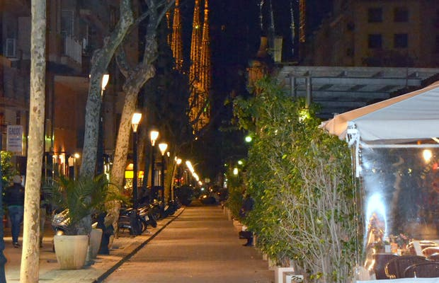 Paseo Gaudi