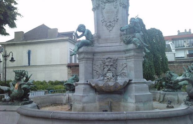 Watteau Fountain