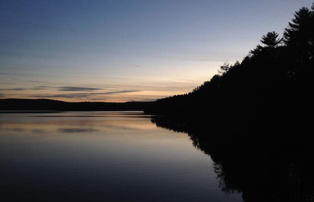 Nepaug Reservoir