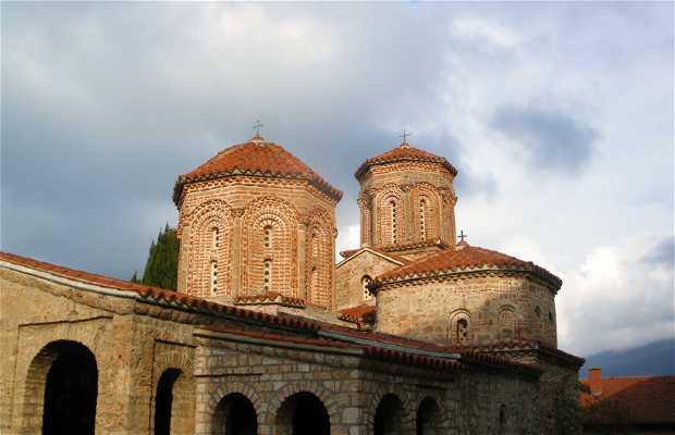 Monasterio de Sveti Naum