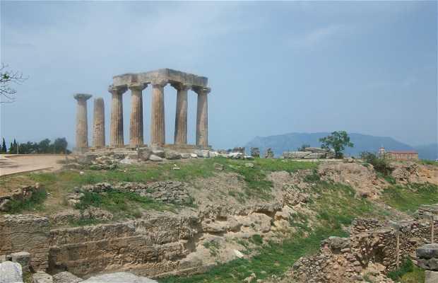 Antigua Corinto