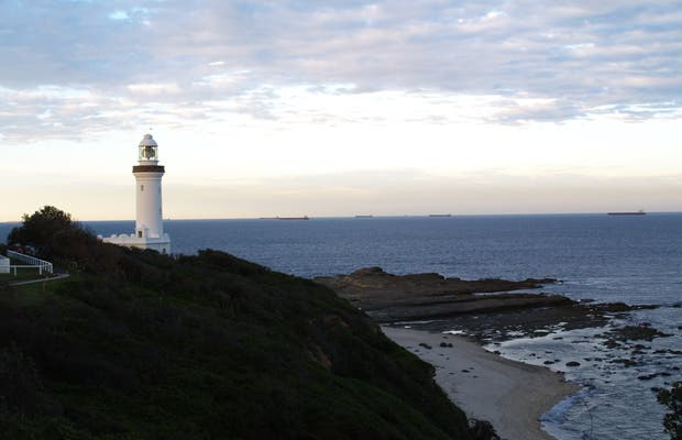Norah Head Lighthouse (Faro)