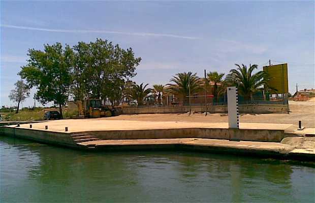 Embarcador de Sant Jaume d´Enveja