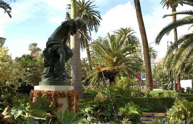 La Ninfa de la Caracola a Malaga