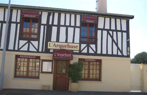 restaurante l'Arquebuse