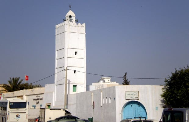 Mosque: the Call to Prayer