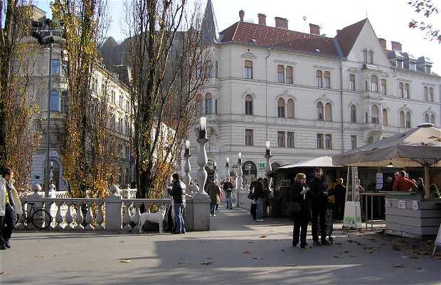 Piazza Presernov