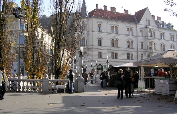 Plaza Presernov