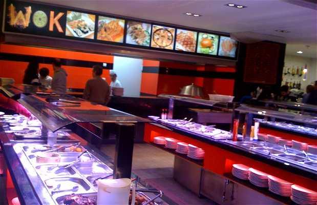 Restaurante City Wok