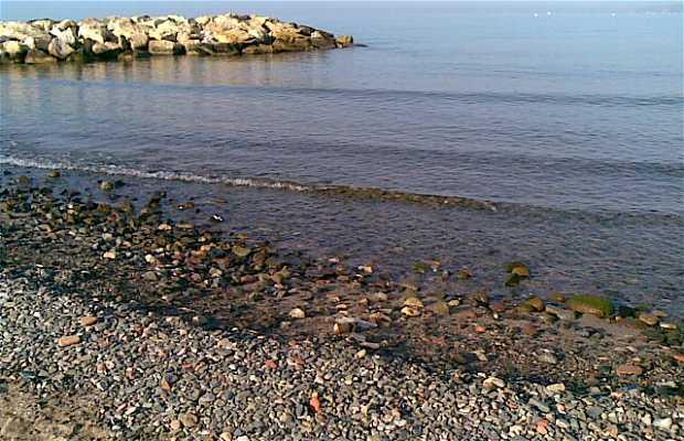 La Horta de Santa María Beach