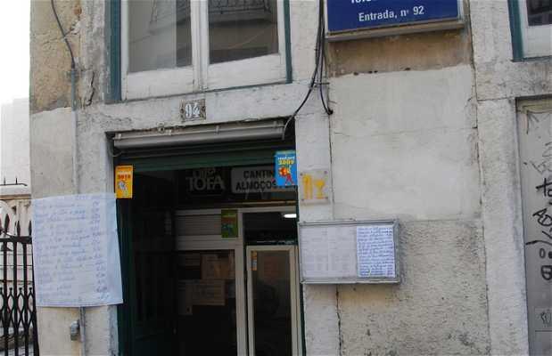 Casa de Pasto Cantinho de S.Jose