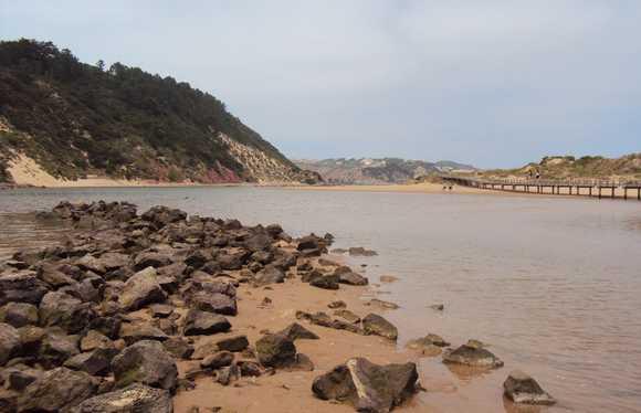 Playa de Salir
