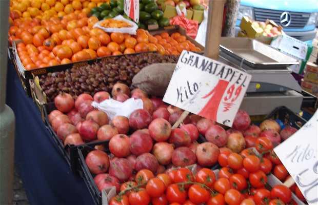 Türkischen Market