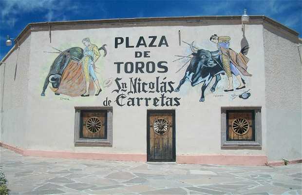 Plaza de Toros San Nicolás de Carretas