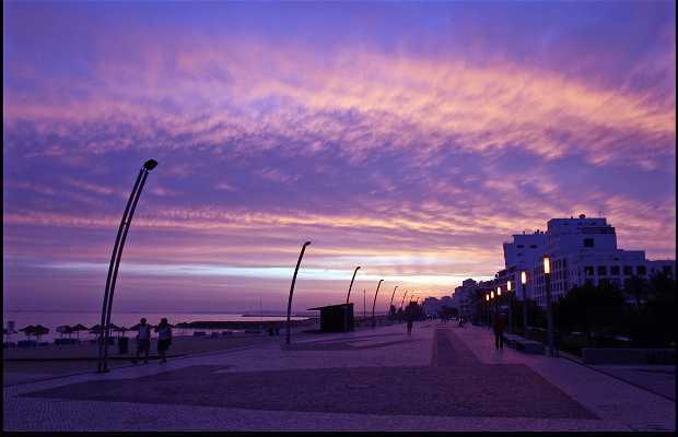 Quarteira, Algarve