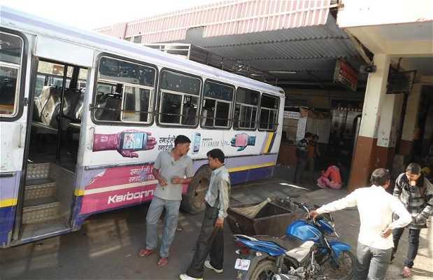 Estacion bus de Bundi